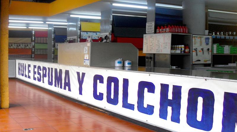 materiales para la decoracion de telas y textiles en Alamos Tlalpan