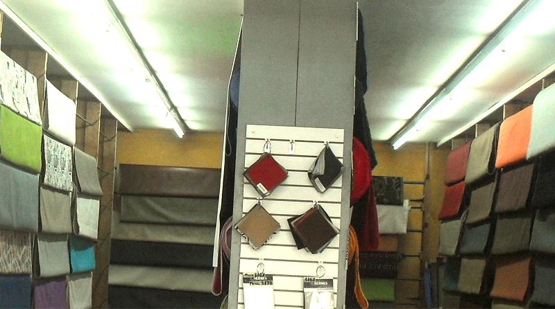 Tienda de telas de mayoreo En Tlalpan cdmx.